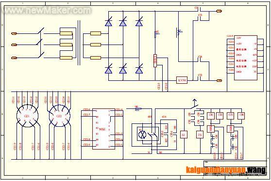 2 充电机设计与研制   2.1 智能充电机系统特点   · 指示功能:   状态指示:包括电池电压不足、正在充电、充电结束;   故障指示:直流输出侧过电压及欠电压,温度异常,主断路器断开。蓄电池温度异常。   · 记录功能:   交流输入:对公用充电机记录输入的电力(kW?